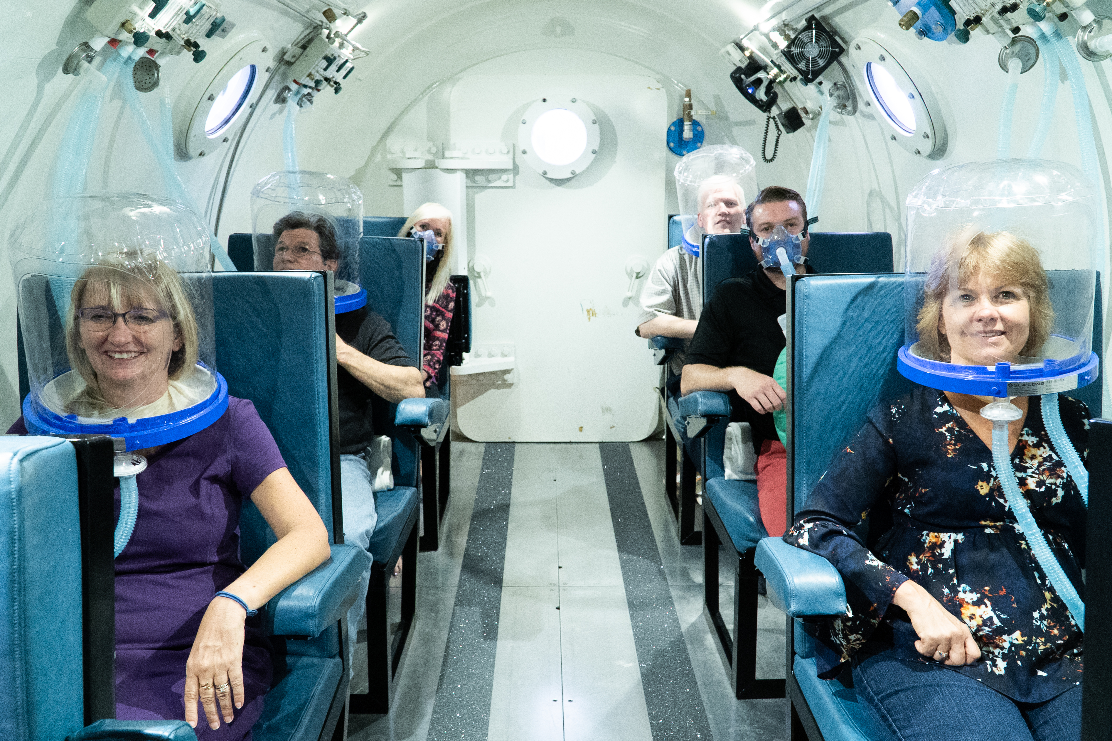 Hyperbaric Oxygen Therapy May Reverse Dementia Development