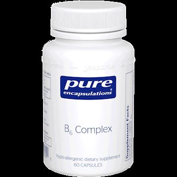 Pure Encapsulations Vitamin B6 Complex