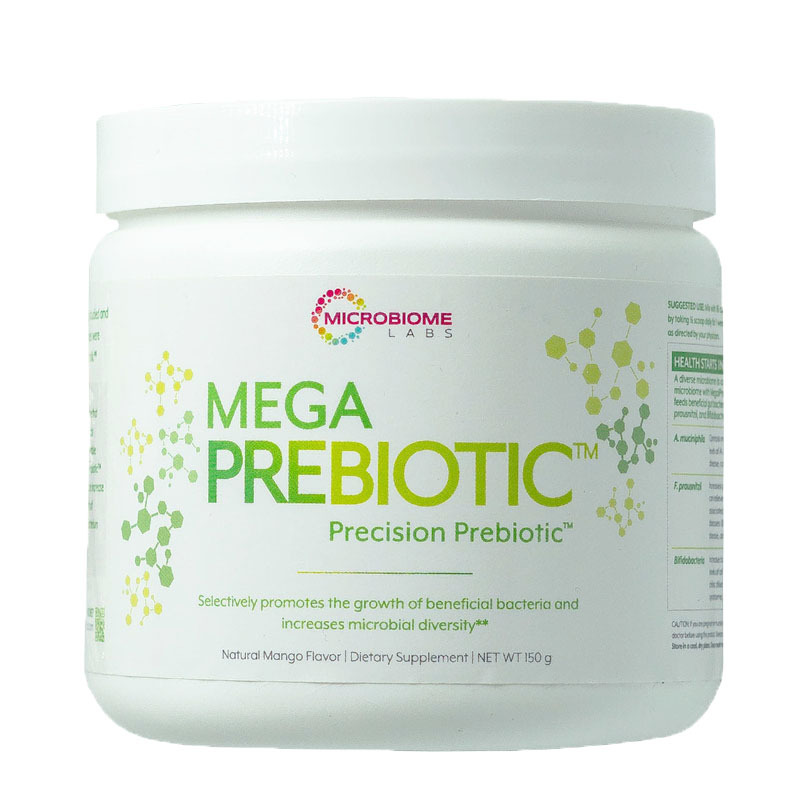 Microbiome Labs Mega Prebiotic