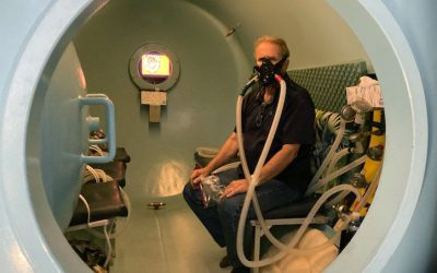 Healing Arizona Veterans sponsors hyperbaric oxygen therapy for eligible vets